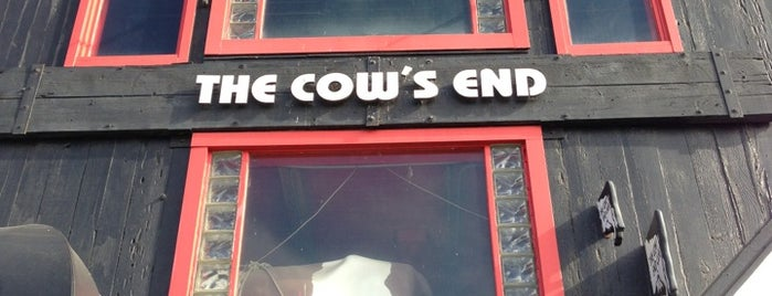 The Cow's End Cafe is one of Los Angeles.