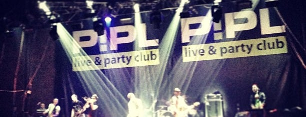 P!PL / PIPL CLUB is one of concert venues 2 live music.