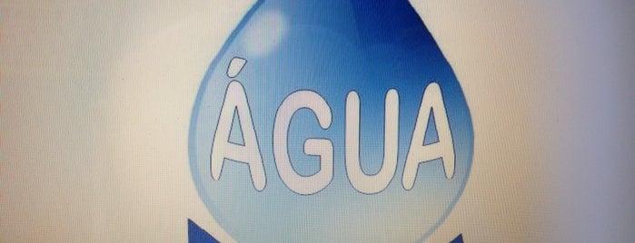 Água Pura e Gás Distribuidora is one of My list.