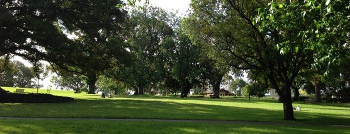 Flagstaff Gardens is one of Mike : понравившиеся места.