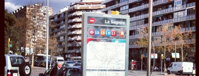 RENFE La Sagrera-Meridiana is one of Went before.