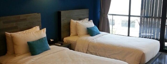 Amphawa Na Non Hotel & Spa is one of Posti che sono piaciuti a Yodpha.