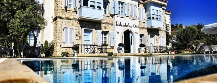 Balambaka Butik Otel is one of Tatil.