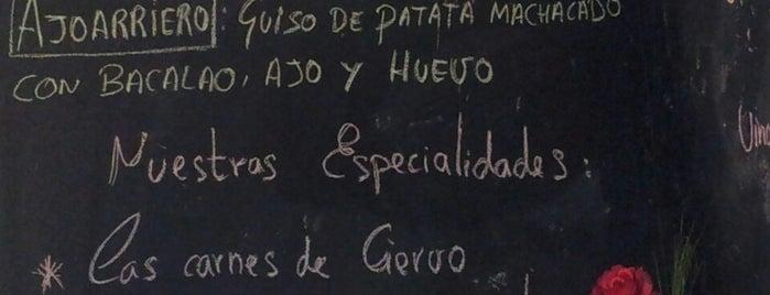Restaurante El Secreto is one of สถานที่ที่ Fiorella ถูกใจ.