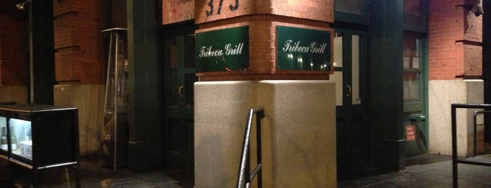 Tribeca Grill is one of New York - Downtown Manhattan.