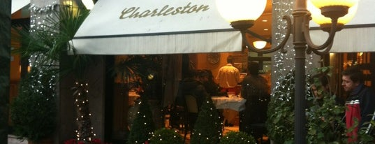 Ristorante Charleston is one of Locais curtidos por Sotiris T..