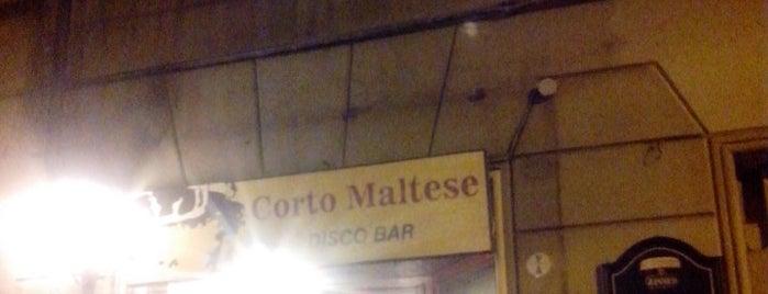 Corto Maltese is one of Bologna city.