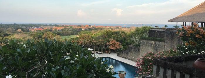 Amanusa Resort Bali is one of Seminyak.