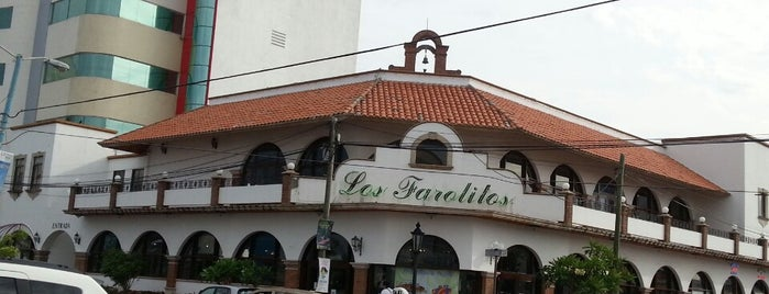 Los Farolitos is one of VeraCruz.