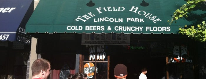 The Field House is one of Boozy Fun Time Drinks.