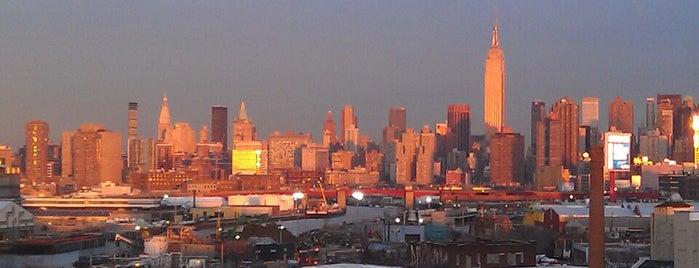 Fairfield Inn by Marriott New York Long Island City/Manhattan View is one of Locais curtidos por Stephanie.