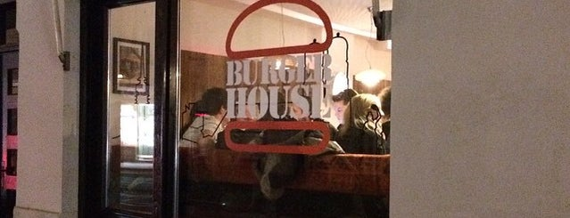 Burger House is one of München's best eats.