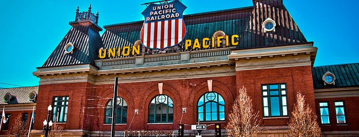 The Depot is one of Salt Lake City.