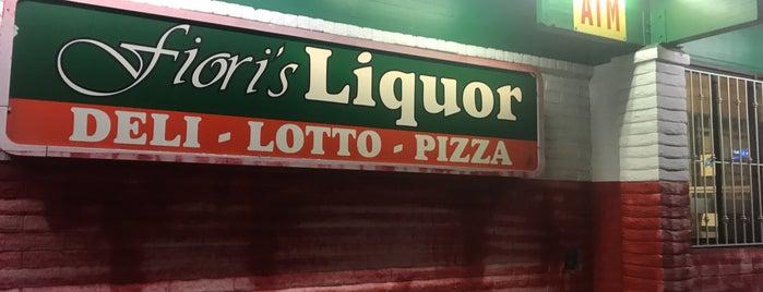 Fiori Pizza & Spirits is one of Locais salvos de Amy.