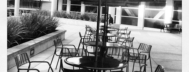 Zebra Cafe Coffee Cart (UNH) is one of David & Dana's LA BAR & EATS!.