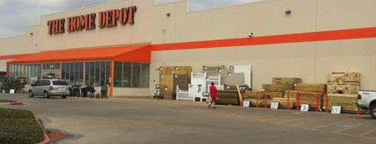 The Home Depot is one of Josh 님이 좋아한 장소.