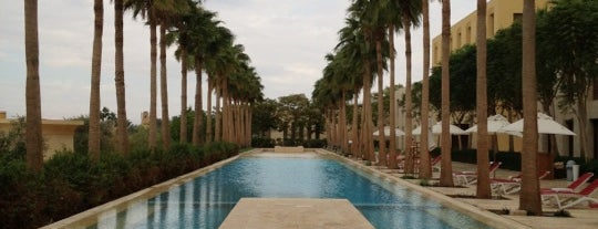 Kempinski Hotel Ishtar is one of Lugares favoritos de Mike.