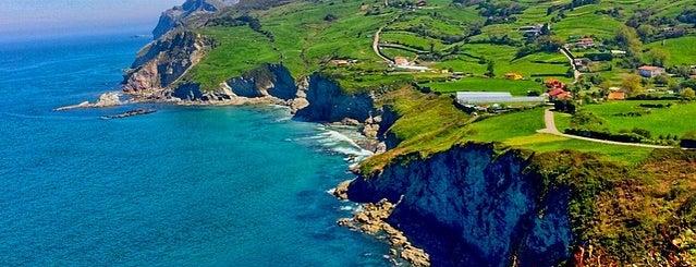 Playas de España: Cantabria