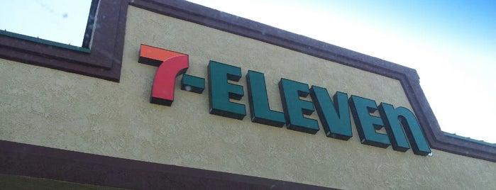 7-Eleven is one of สถานที่ที่ Shamika ถูกใจ.
