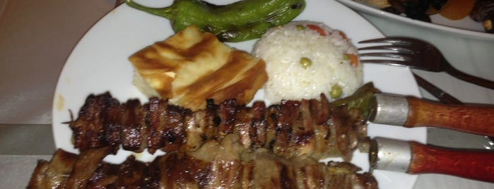 Erzurum Sofrası Cağ Kebap & Türk Mutfağı is one of Asya Doğu.