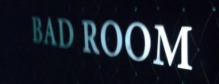 Bad Room is one of Moscow TOP places.