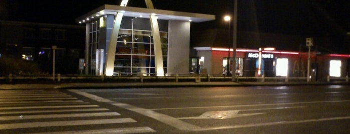 McDonald's is one of Toon : понравившиеся места.
