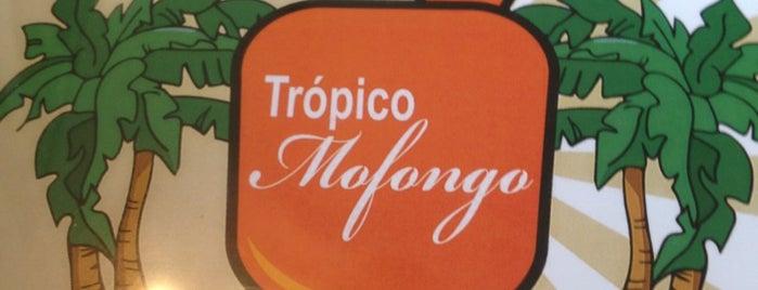 Tropico Mofongo is one of Locais curtidos por Omi.