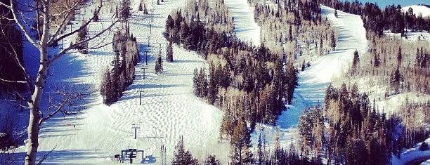 Stein Eriksen Lodge Deer Valley is one of Condé Nast Traveler Platinum Circle 2013.
