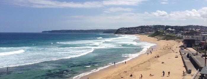 Bar Beach is one of Sydney.