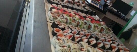 Zanoni Sushi is one of สถานที่ที่ Micael Helias ถูกใจ.
