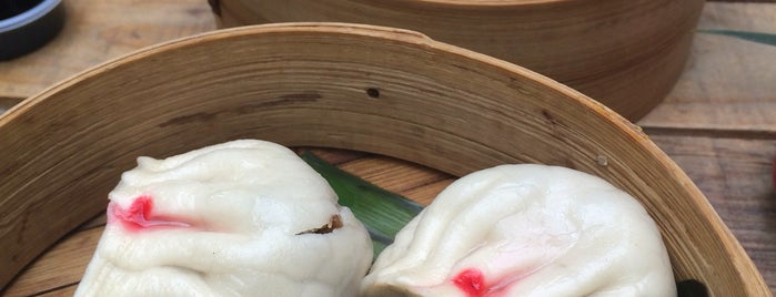 Asian Bay Buns & Dumplings is one of Lieux sauvegardés par Nelly.