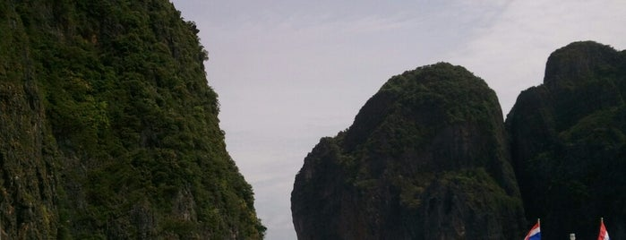 Phi Phi Islands is one of Cities I've Visited.