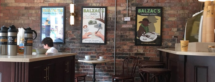 Balzac's Coffee is one of Toronto, ON.
