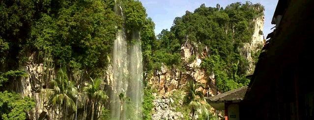Taman Rekreasi Gunung Lang is one of Cameron Highlands.