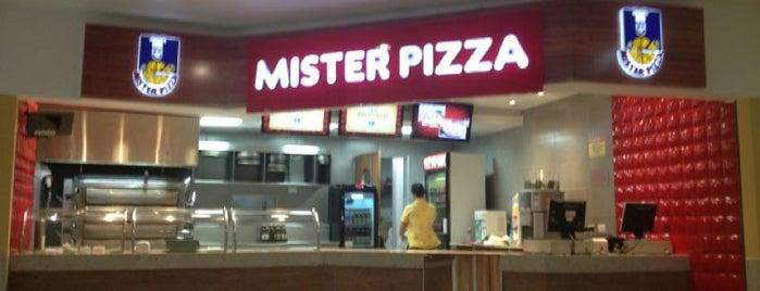 Mister Pizza is one of Posti che sono piaciuti a Edward.