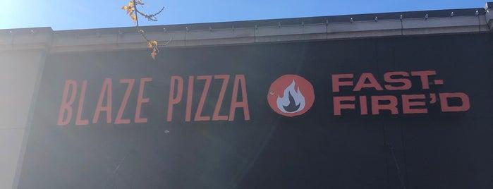 Blaze Pizza is one of Ashville.