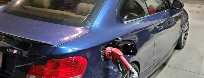 Costco Gasoline is one of Lindsaye : понравившиеся места.