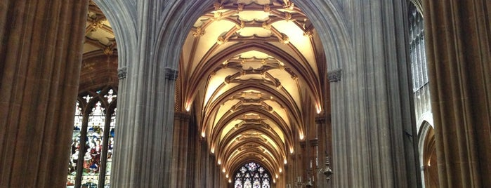 St. Mary Redcliffe Church is one of UK unseen.