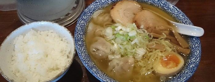 らーめん ゆいや is one of Locais curtidos por Shinichi.