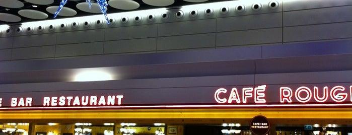 Café Rouge is one of Lieux qui ont plu à Matthew.