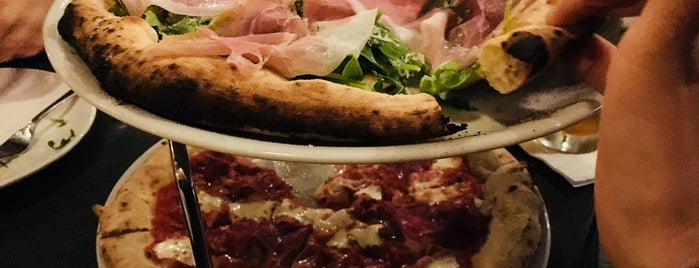 Brick Fire Tavern is one of Ultimate Pizza List.
