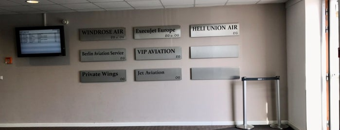 General Aviation Terminal (GAT) is one of Airports.