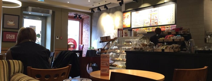 Costa Coffee is one of Top picks for Cafés.