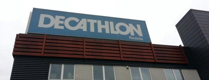 Decathlon Reduta is one of Posti che sono piaciuti a Andrzej.