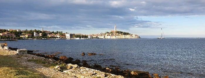 Beach Rovinj is one of Hırvatistan.