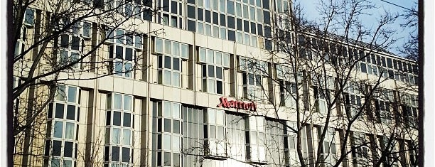 Vienna Marriott Hotel is one of Hotels Vienna.