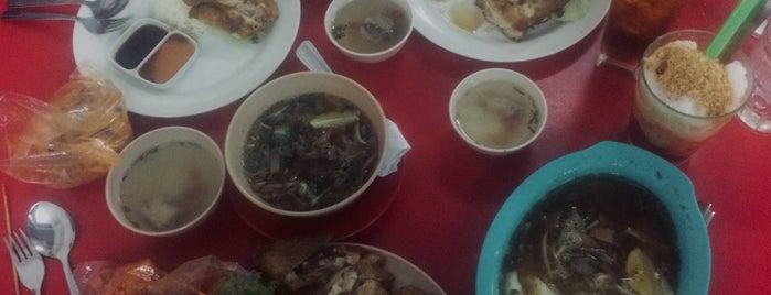 Cafeteria Fresh Garden Abah Ummi & Abe is one of @Kota Bharu,Kelantan #4.