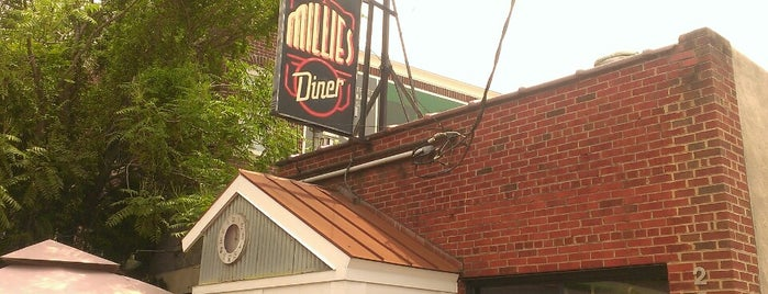 Millie's is one of NY Jets Training Camp in Richmond.