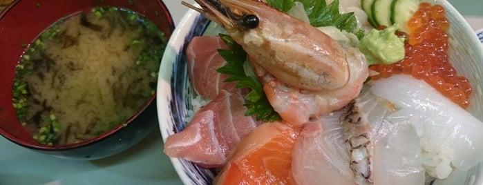 海鮮屋 たねいち is one of Mikaさんのお気に入りスポット.