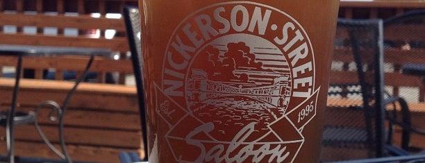 Nickerson Street Saloon is one of สถานที่ที่ Dan ถูกใจ.